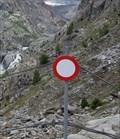 Image for Driving Ban - Belalp, VS, Switzerland