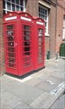 Image for Red Telephone BoxesRed Telephone Box - Stour street, Cantebury, UK