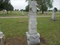 Image for Jocie Middleton - Rosedale Cemetery - Ada, OK