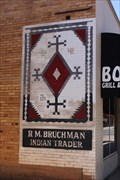 Image for R. M. Bruchman Indian Traders -- Winslow AZ