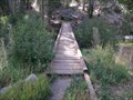 Image for Pacific Crest Trail Footbridge - Warner Valley - Lassen Volcanic National Park