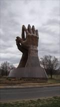 Image for Giant Praying Hands - ORU - Tulsa, OK