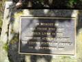 Image for Cambridge 9/11 Memorial Plaque - Cambridge, North Island, New Zealand