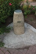Image for Rose Garden Sundial - Lethbridge, Alberta