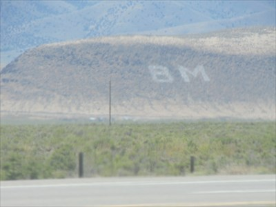 BM Close-up 1, Nevada