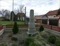 Image for World War Memorial - Škvoretice, Czech Republic