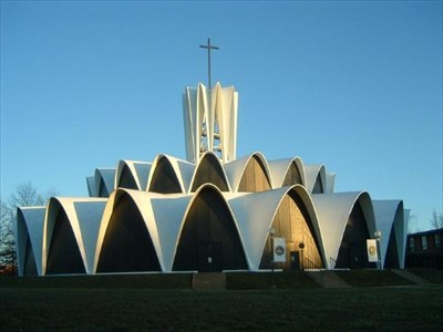St  Louis Abbey - Creve Coeur, Missouri - Abbeys, Convents and