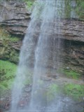 Image for Waterfall at Henrhyd Falls,Brecon Beacons