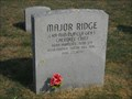 Image for Major Ridge - Polson Cemetery - Rural Delaware County, Ok.