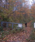 Image for Lafarge 2000 Trail access point, Middletown Rd