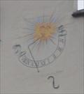 Image for Sundial 'Unter der Metzig 11' Ulm, Germany, BW