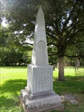 Image for Charles Edward Travis - Masonic Cemetery - Chappell Hill, TX