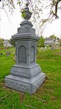 Image for Stuart Family Headstone - Machiasport, ME