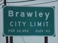 Image for Brawley CA - 113 feet below sea level