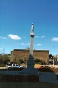 Image for Carroll County Confederate Monument - Carrollton Downtown Historic District - Carrollton, GA
