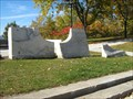 Image for Three Upright Marble Pieces - Burlington, Vermont
