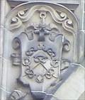 Image for Great Hall Entrance Pavilion Shield No.3 - University of Birmingham, Edgbaston, Birmingham, U.K.