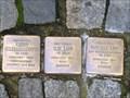 Image for Isidor Reichmannsdorfer, Ilse Lipp, Mathilde Lipp - Stolpersteine in Bamberg