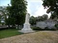 Image for Monument aux Morts Prahecq, Nouvelle Aquitaine,France