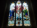 Image for Stained Glass Windows - St Mary Magdalene - Stockbury - Kent - UK