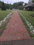 Image for Brick Walkway - Washington Crossing, PA