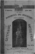 Image for A Complete Hand-Book of the Monuments and Indications and Guide to the Positions on the Gettysburg Battlefield