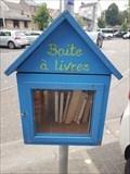 Image for Fureur de lire : La boite à livre - Theux