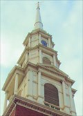 Image for Park Street Church Steeple  -  Boston, MA