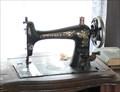 Image for Free No. 5 Treadle Sewing Machine - Dallas TX