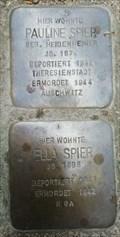 Image for Pauline & Ella Spier - Stuttgart, Germany, BW