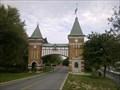 Image for Porte des anciens maires, Saint-Hyacinthe, Qc