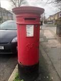 Image for Victorian Pillar Box - Boundary Road - Walthamstow - London - UK