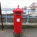Image for Victorian Postbox - Newhalls Road, Queensferry, Edinburgh.
