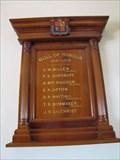 Image for Sydney Mint Roll of Honour - Sydney, Australia