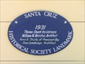 Image for Thomas Church Residence - Santa Cruz, CA