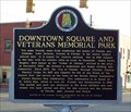 Image for Downtown Square and Veterans Memorial Park - Florala, AL