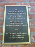 Image for Dr. Joel Cook Historic Building and Museum