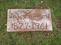Image for John Simpson, Washburn Prairie Cemetery, MO USA