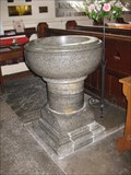 Image for Font - St Mary's Church, Church Hill, Swanage, Dorset, UK