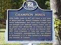 Image for Champion Mines - Oneonta, AL
