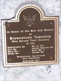 Image for Brownstown Veterans Memorial - Brownstown, Michigan