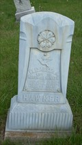 Image for Hawker - Carbondale Cemetery - Carbondale, Ks