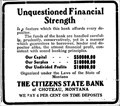 Image for Citizens State Bank - Choteau, MT