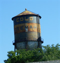 "Image for ""COLD"" Water Tower - Okemah, OK"