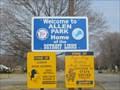 Image for Allen Park, MI., Home of the Detroit Lions