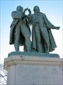 Image for Goethe - Schiller Monument - Milwaukee, WI