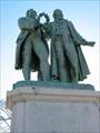Image for Goethe - Schiller Monument - Milwaukee, WI