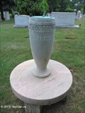 Image for Pfeiffer Grave Sundial, Dell Park Cemetery - Natick, MA