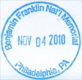 Image for Benjamin Franklin Nat'l Memorial - Independence Visitors Center - Philadelphia, Pennsylvania