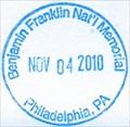 Image for Benjamin Franklin Nat'l Memorial - Independence Visitors Center - Philadelphia, Pennsylvania
